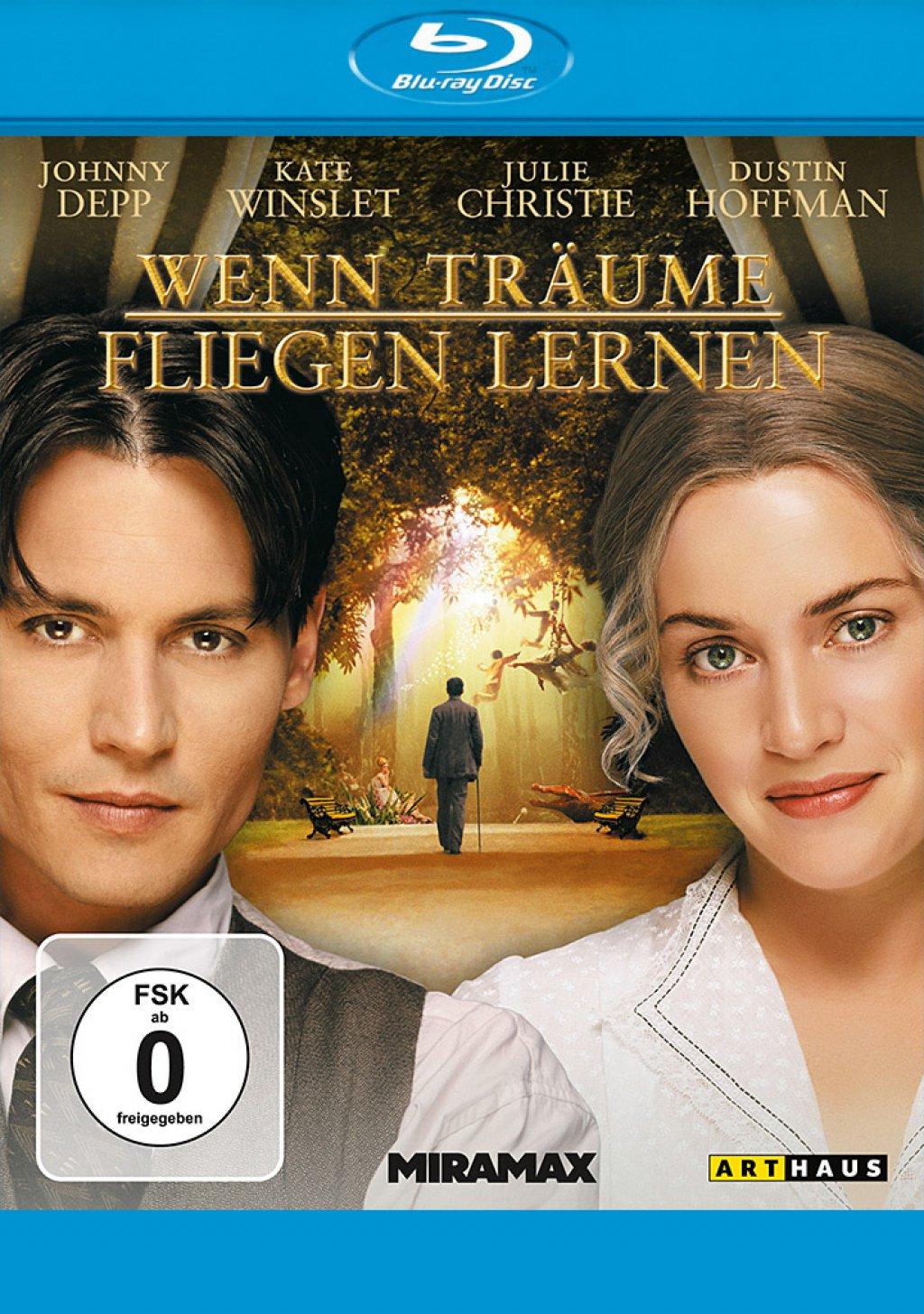 Wenn Träume fliegen lernen (Blu-ray)