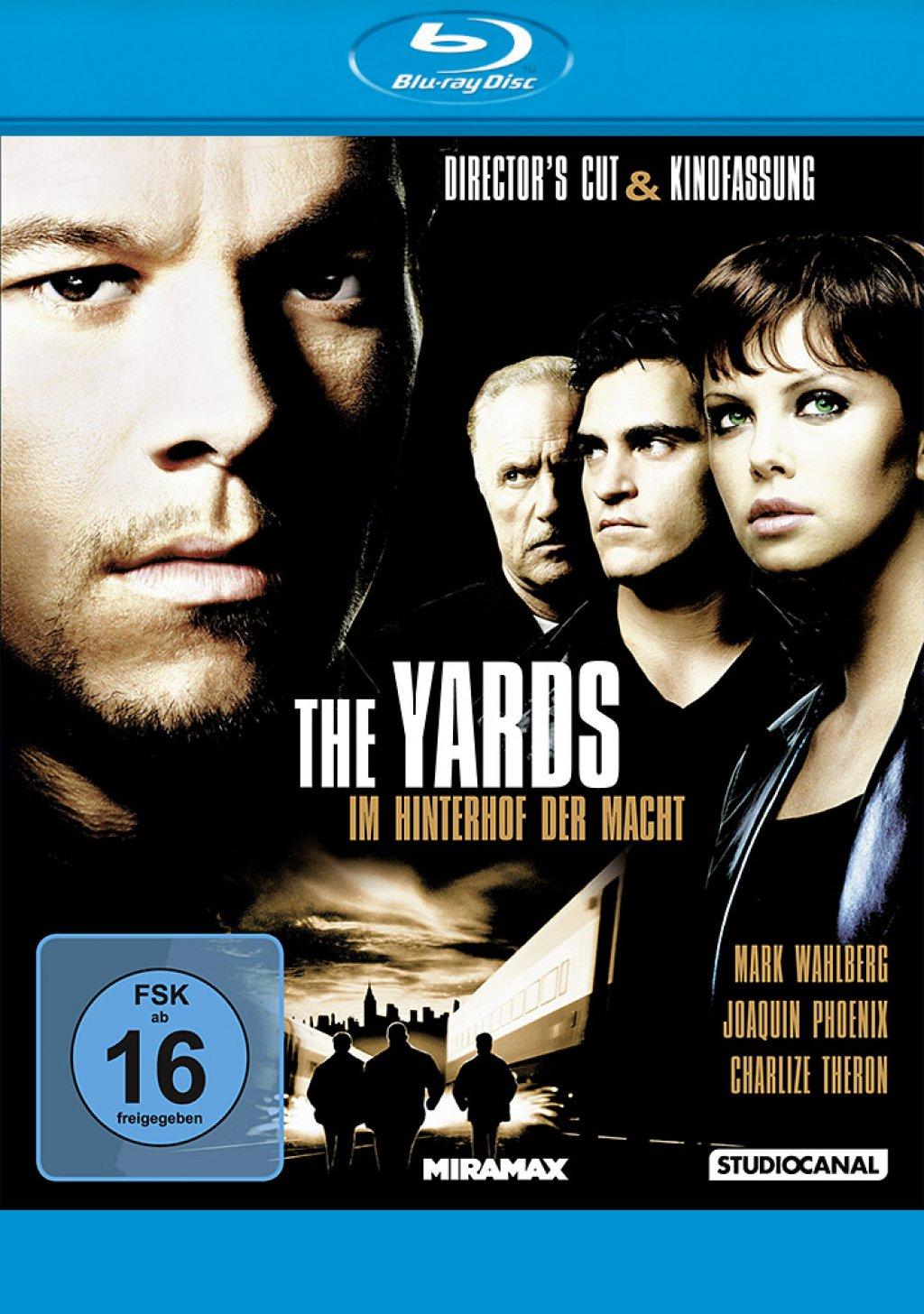 The Yards - Im Hinterhof der Macht - Director's Cut (Blu-ray)