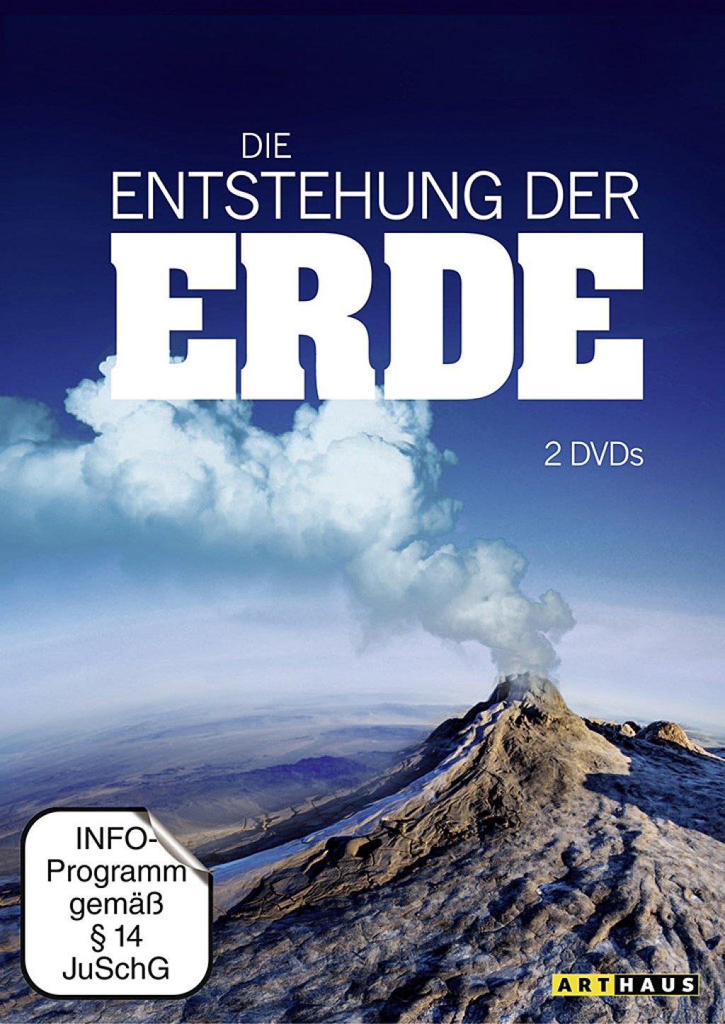 Die Entstehung der Erde (DVD)