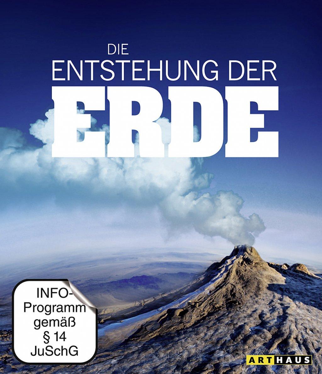 Die Entstehung der Erde (Blu-ray)