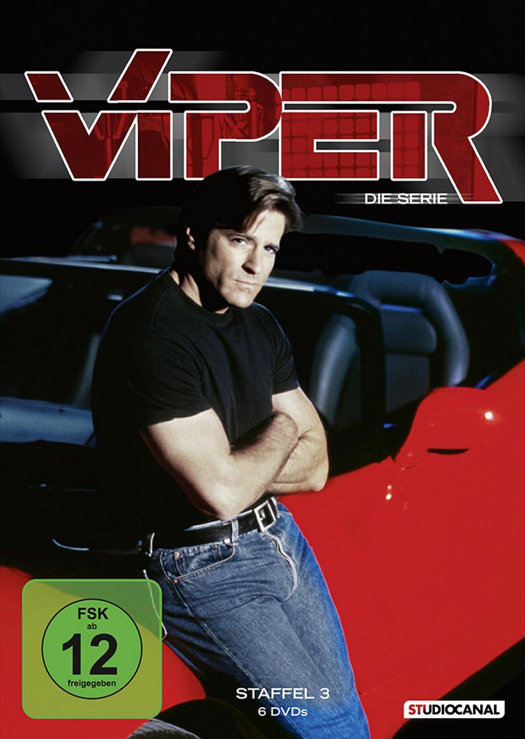 Viper - Staffel 03 (DVD)