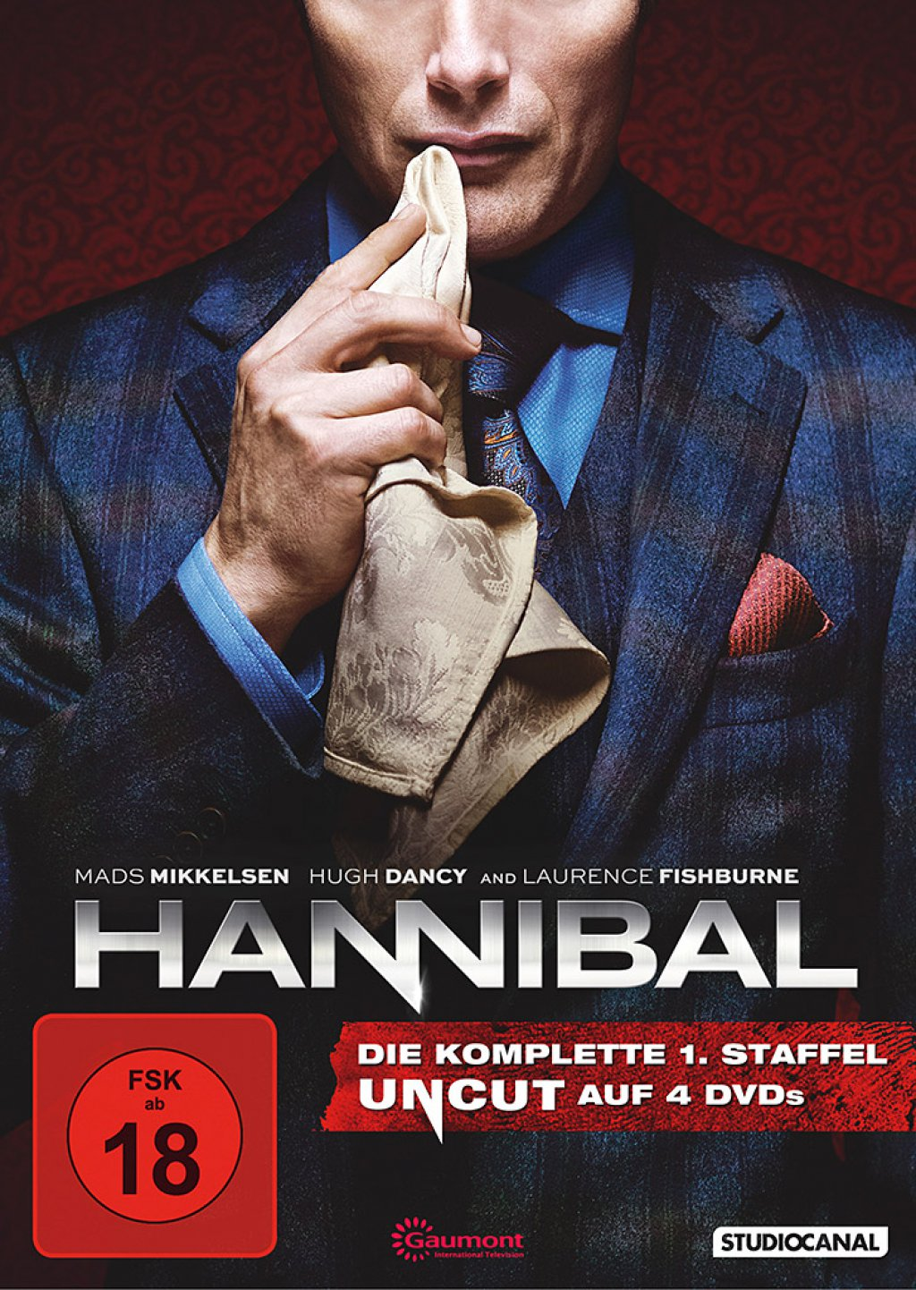 Hannibal - Staffel 01 (DVD)