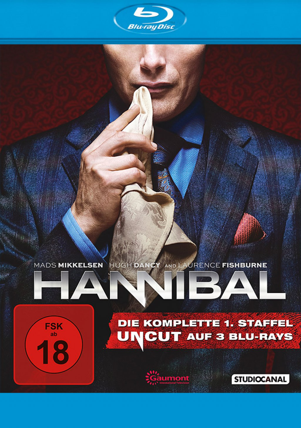 Hannibal - Staffel 01 (Blu-ray)