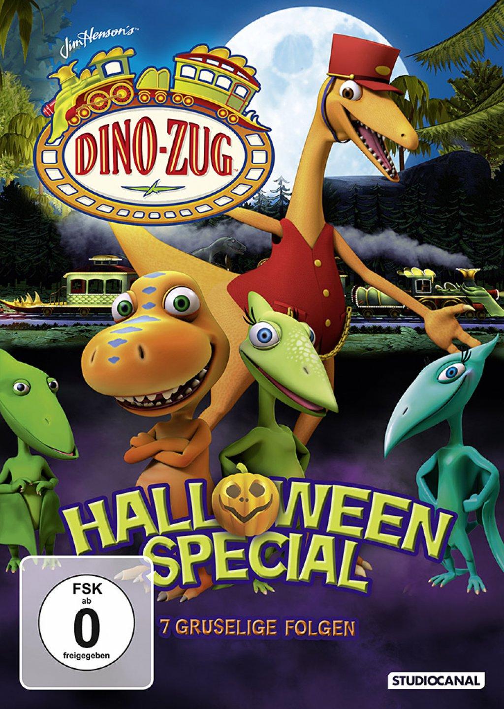 Dino-Zug - Halloween Special (DVD)
