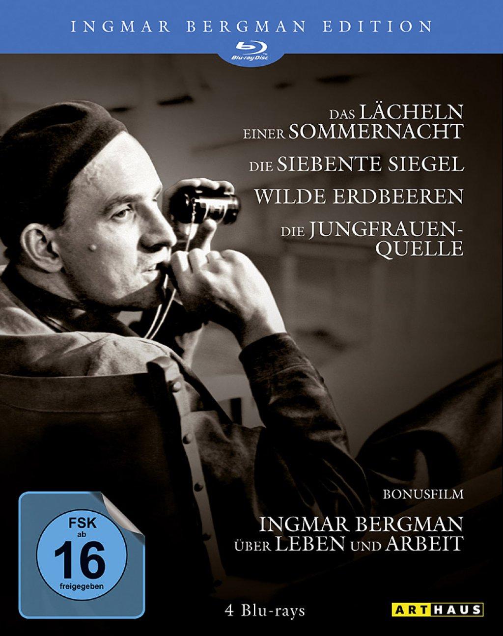 Ingmar Bergman Edition (Blu-ray)
