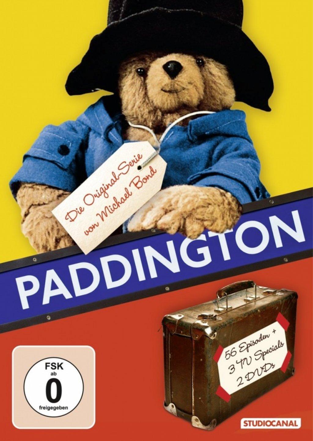 Paddington - Teil 1 (DVD)