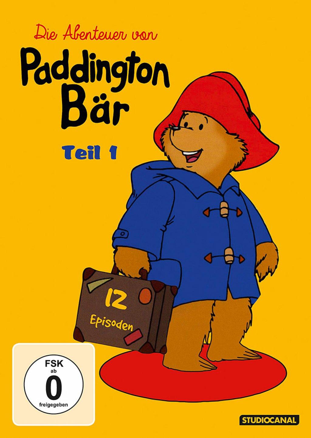 Die Abenteuer von Paddington Bär - Teil 1 (DVD)