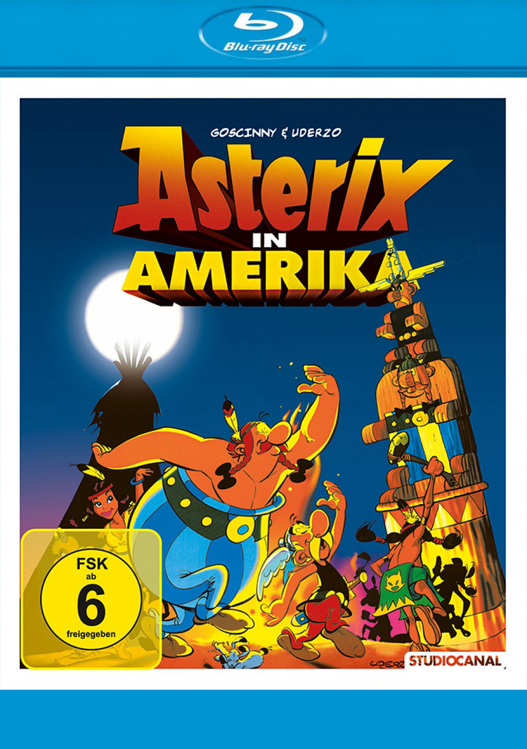 Asterix in Amerika (Blu-ray)
