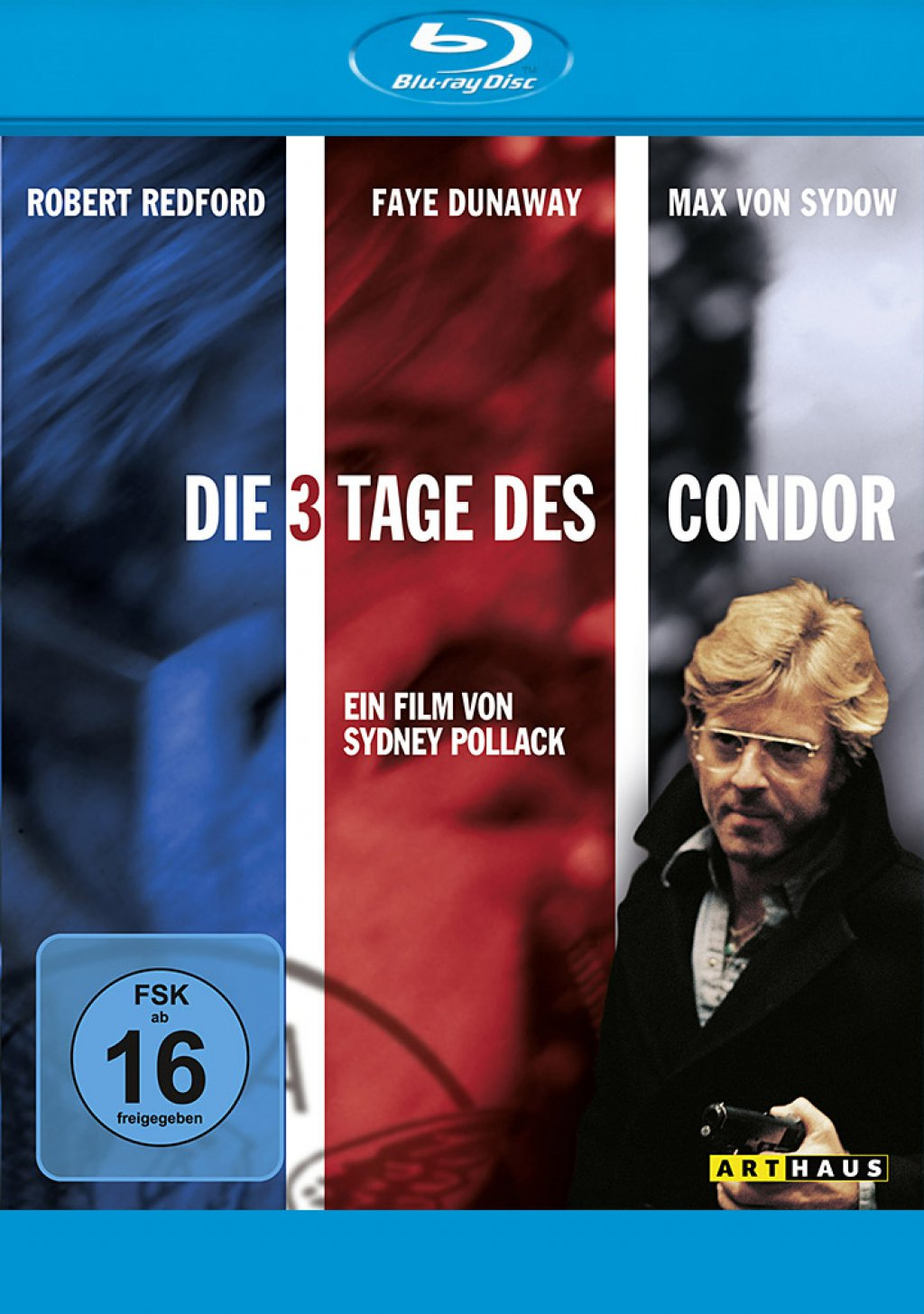 Die 3 Tage des Condor (Blu-ray)