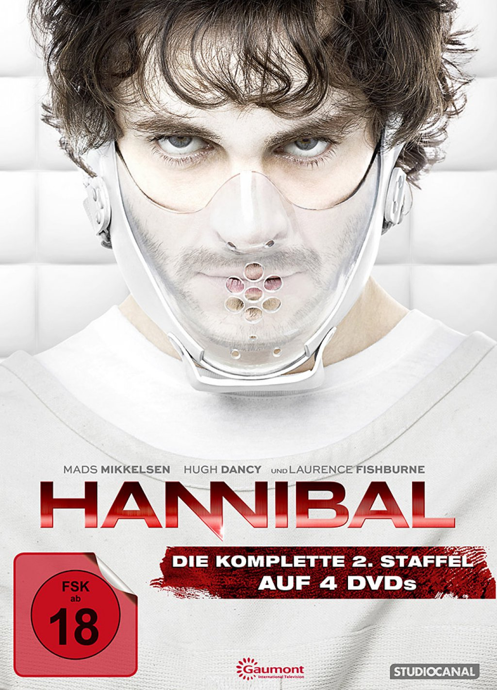 Hannibal - Staffel 02 (DVD)