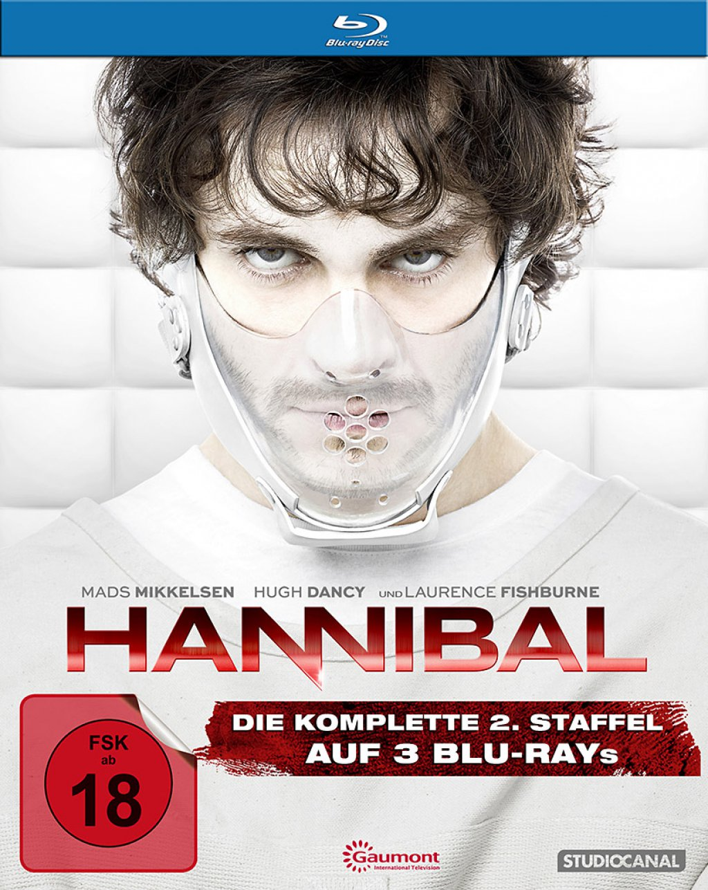 Hannibal - Staffel 02 (Blu-ray)