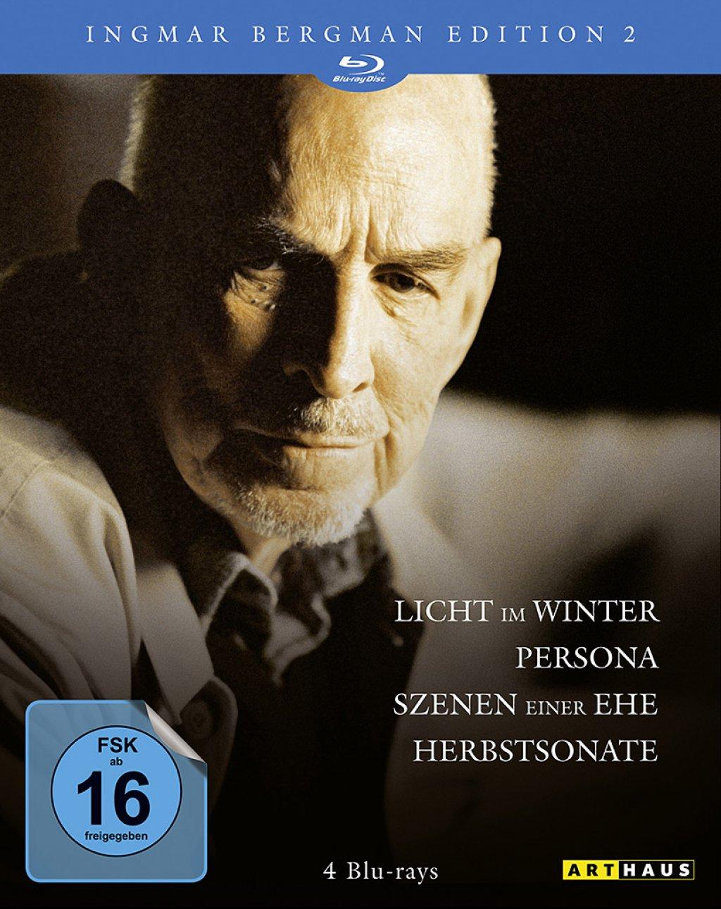 Ingmar Bergman Edition - Vol. 02 (Blu-ray)