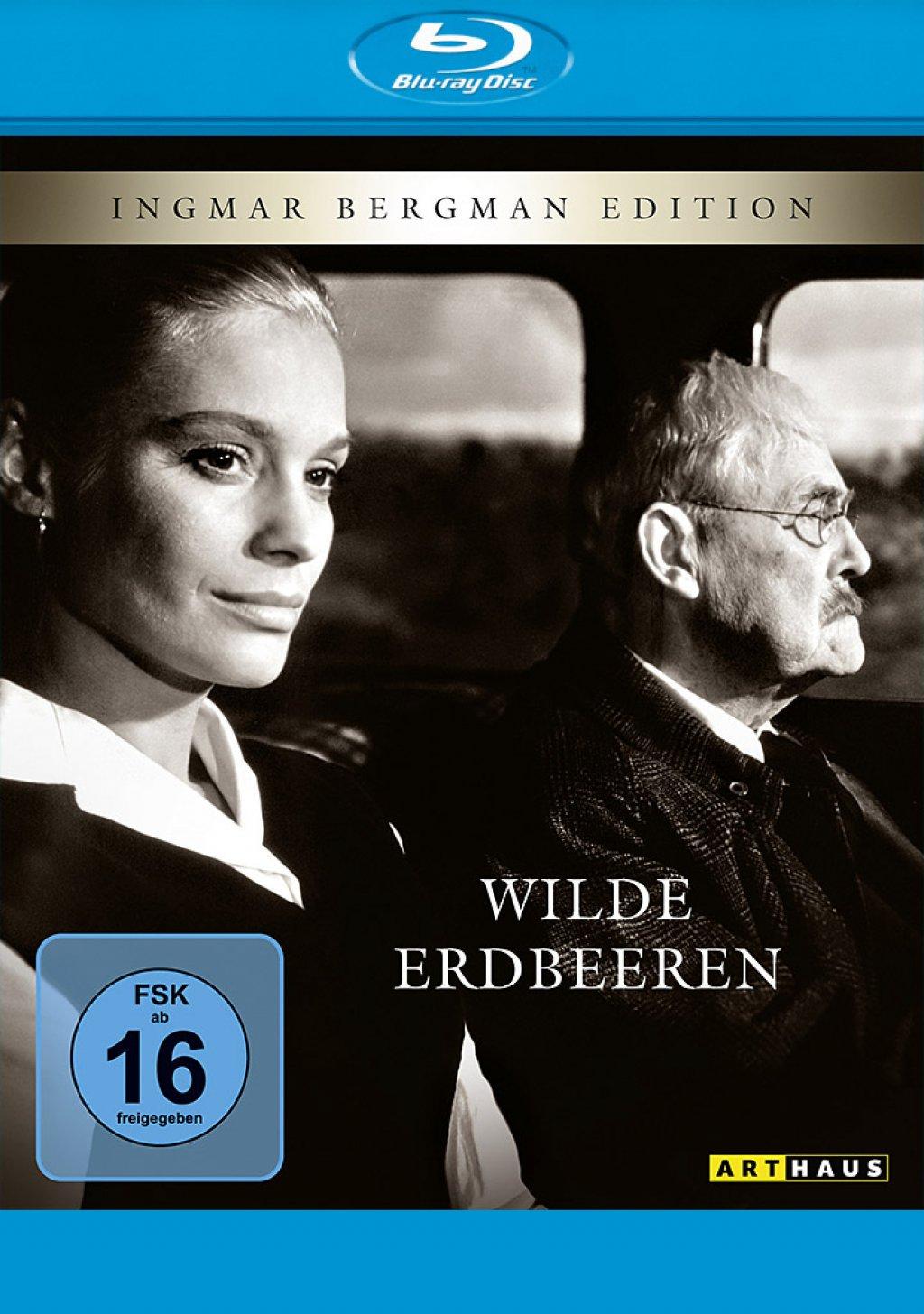 Wilde Erdbeeren (Blu-ray)
