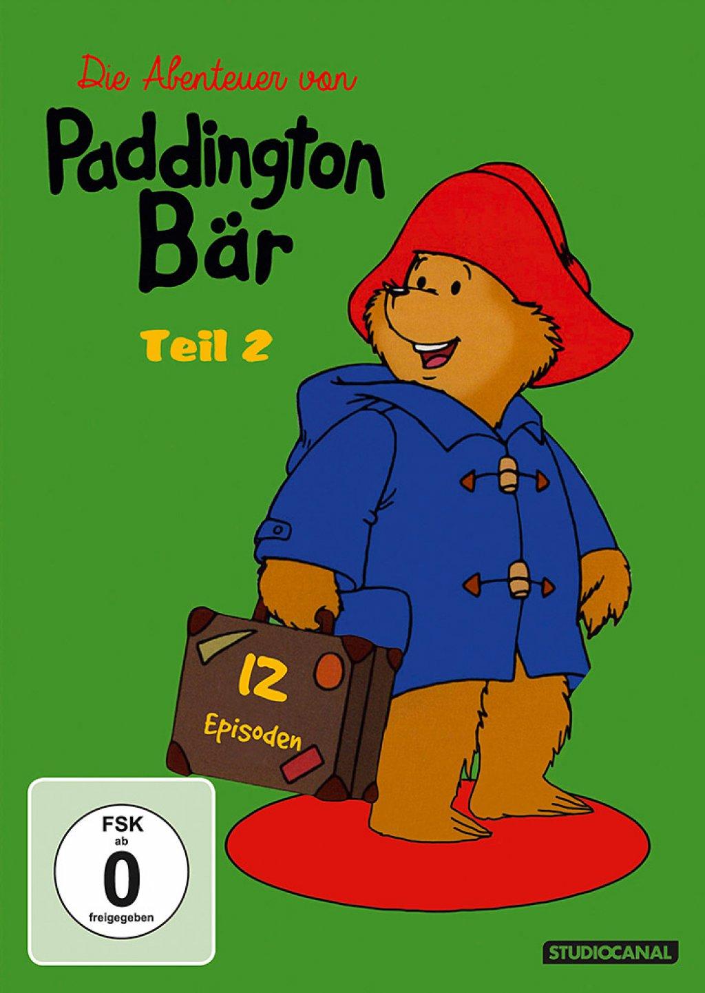 Die Abenteuer von Paddington Bär - Teil 2 (DVD)