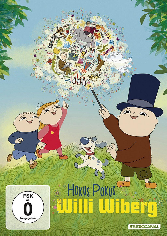 Hokus Pokus Willi Wiberg (DVD)