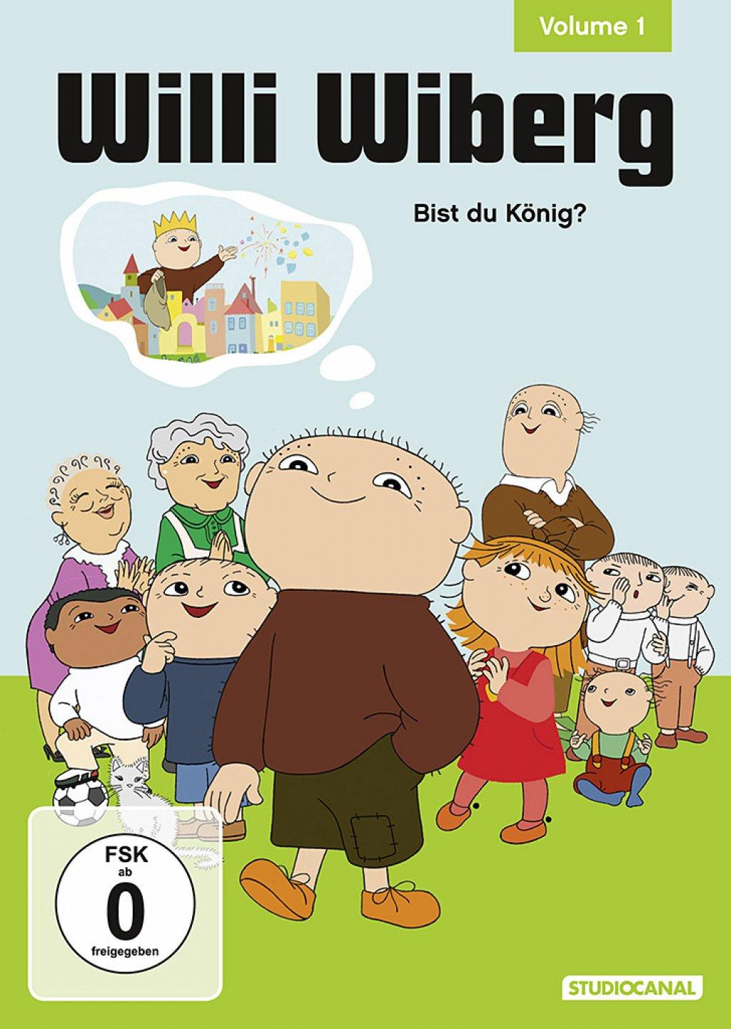 Willi Wiberg - Volume 1 (DVD)