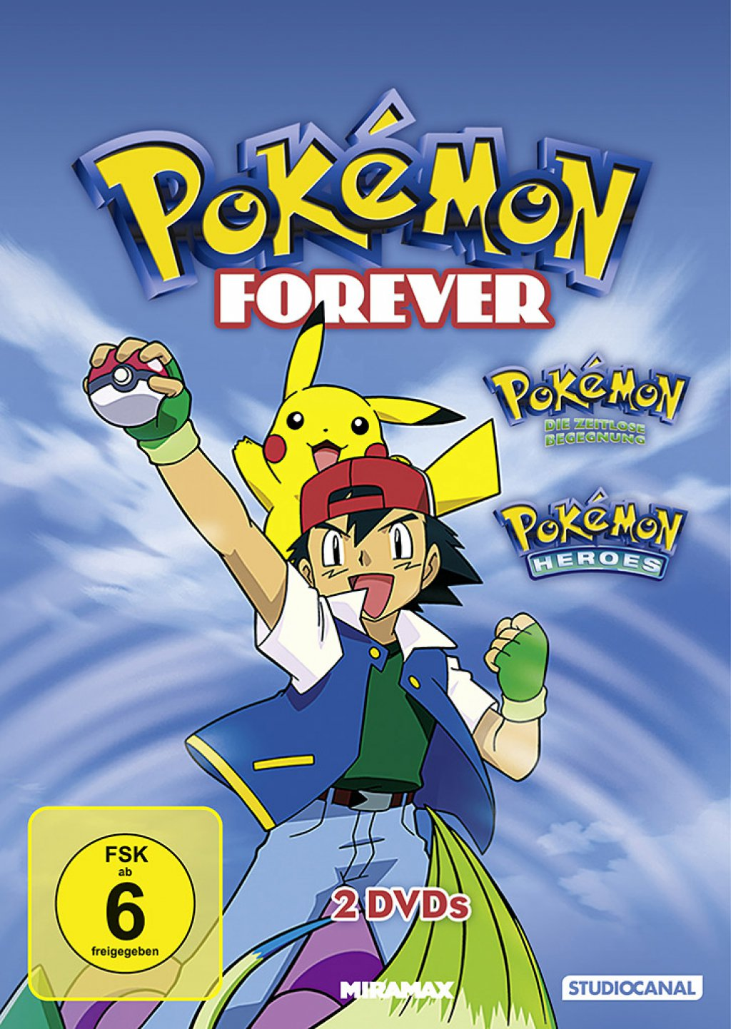 Pokémon Forever Edition (DVD)