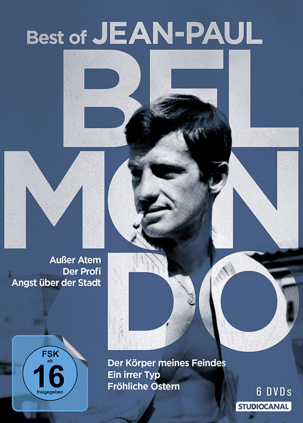 Best of Jean-Paul Belmondo (DVD)