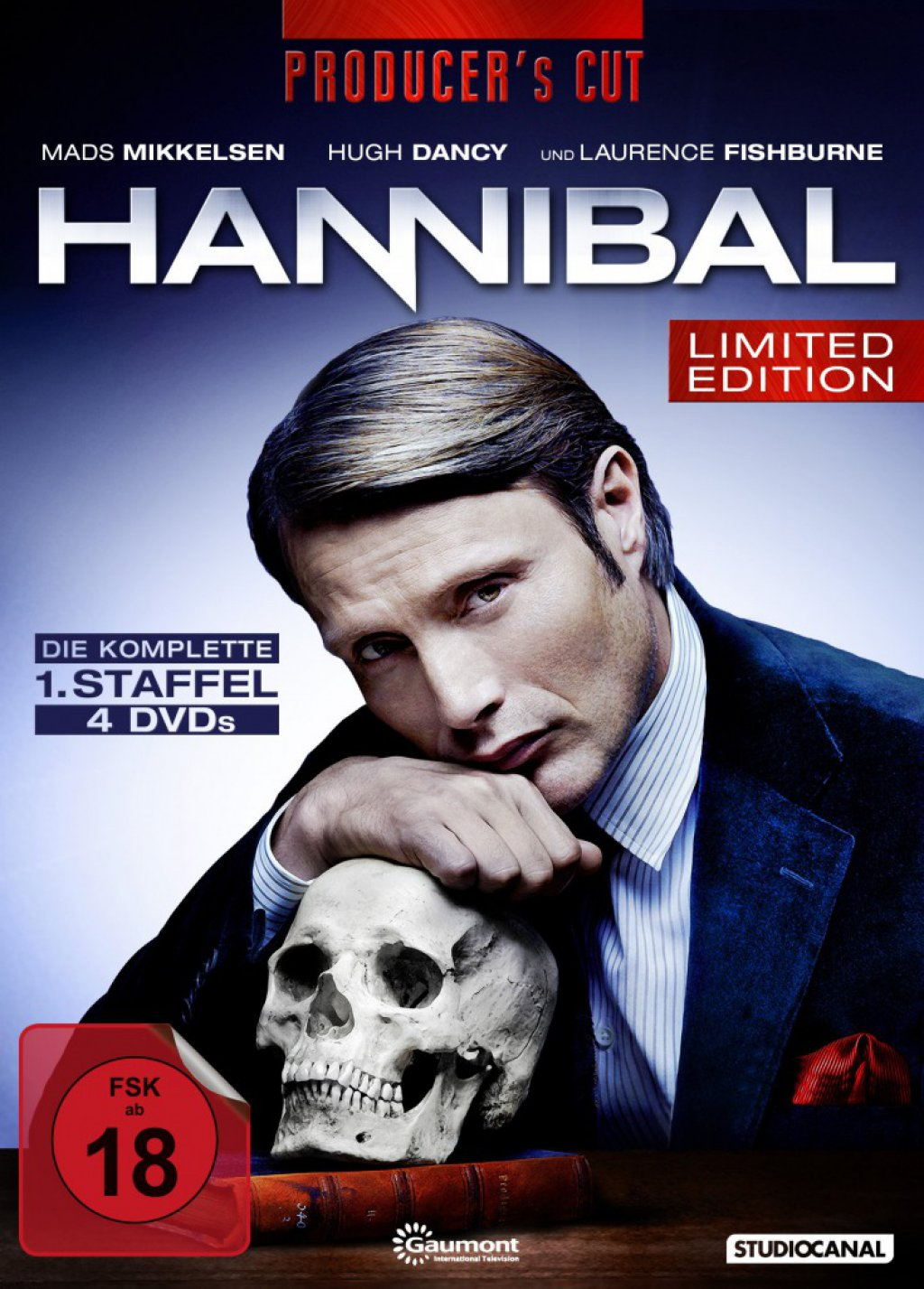 Hannibal - Staffel 01 / Producer's Cut (DVD)