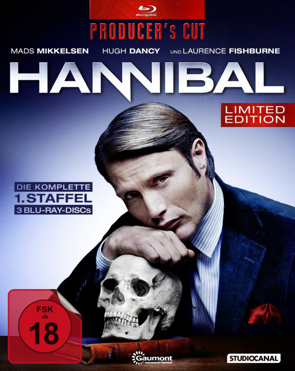 Hannibal - Staffel 01 / Producer's Cut (Blu-ray)