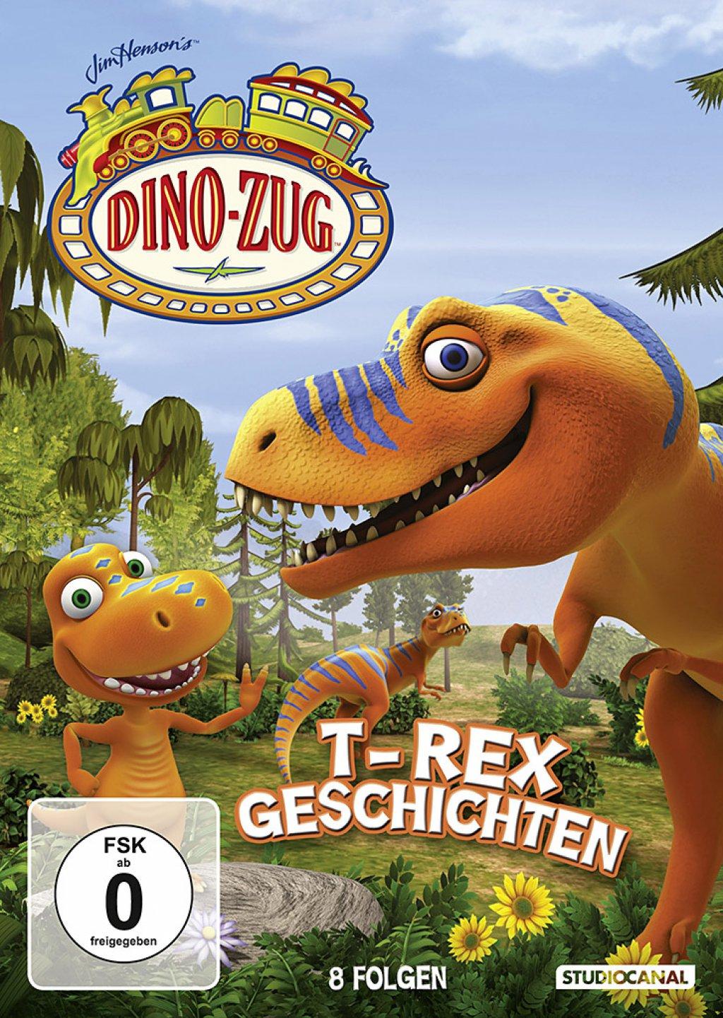 Dino-Zug - T-Rex Geschichten (DVD)