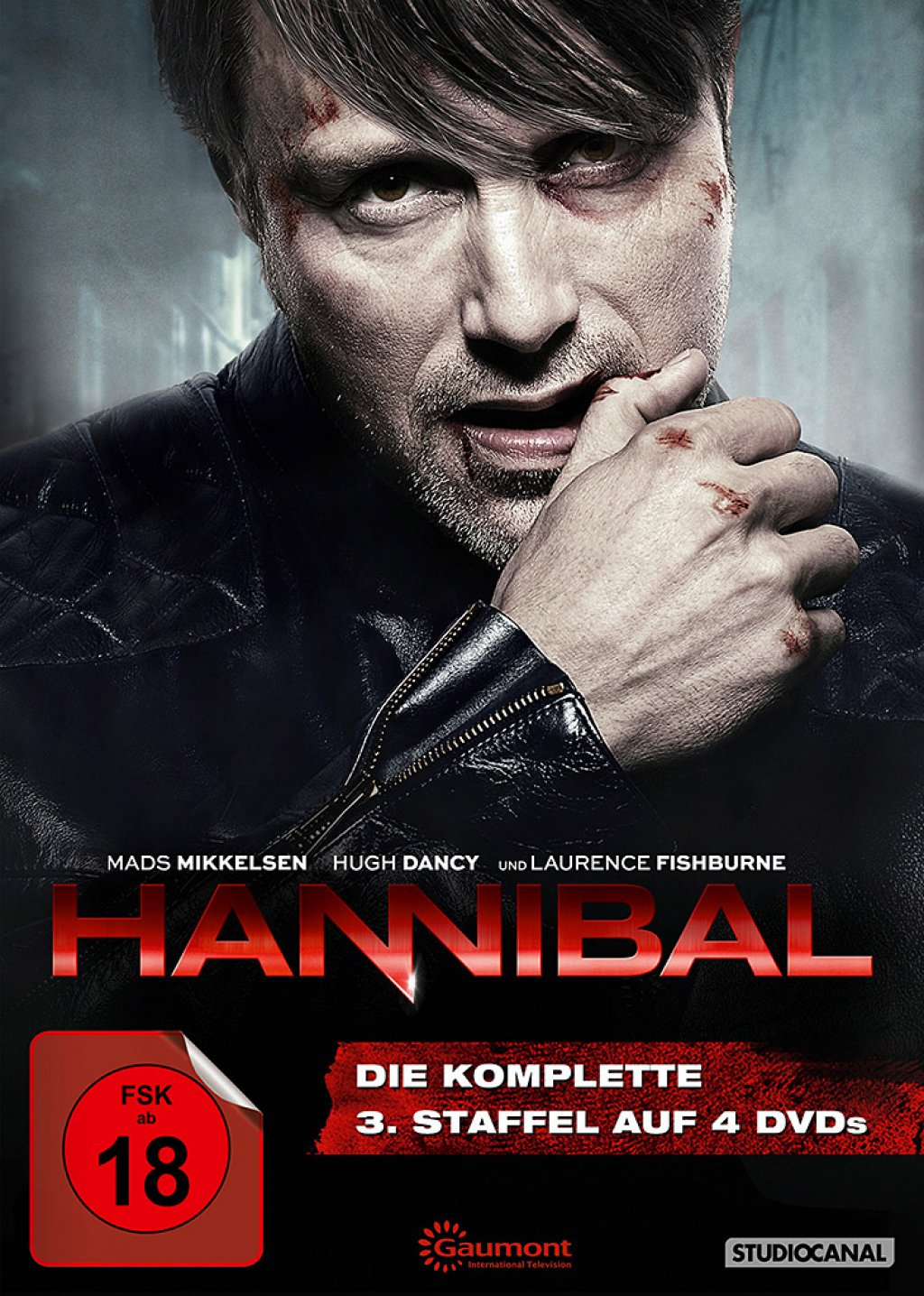 Hannibal - Staffel 03 (DVD)