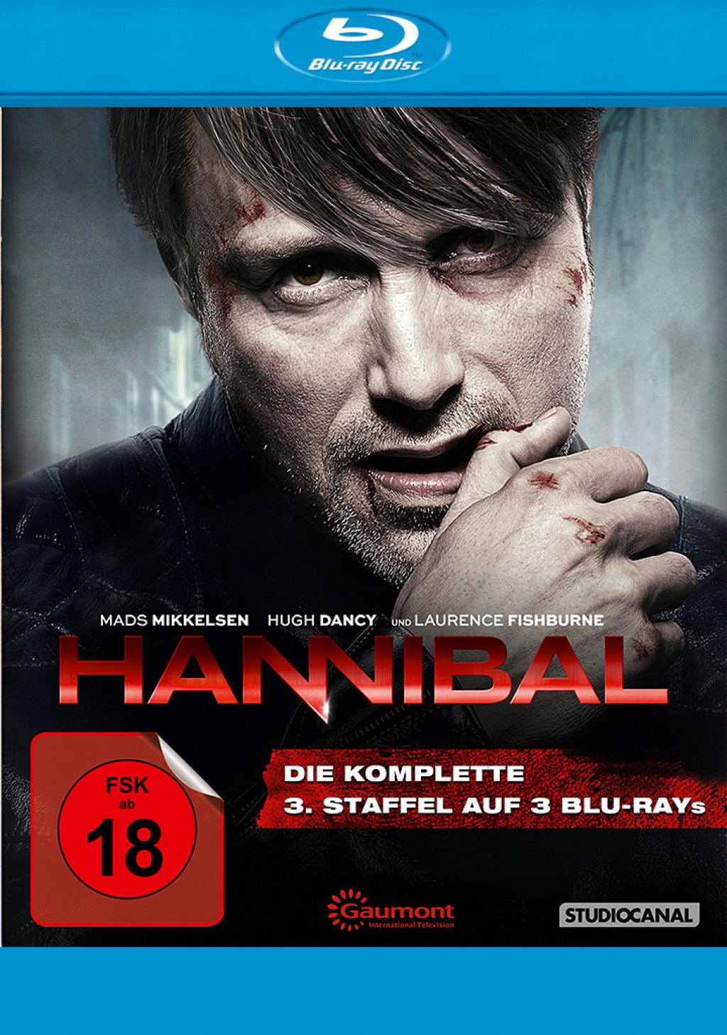 Hannibal - Staffel 03 (Blu-ray)