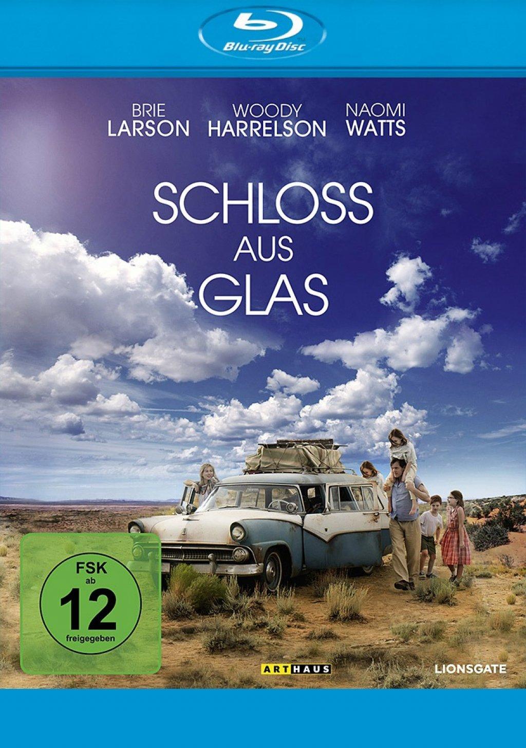 Schloss aus Glas (Blu-ray)
