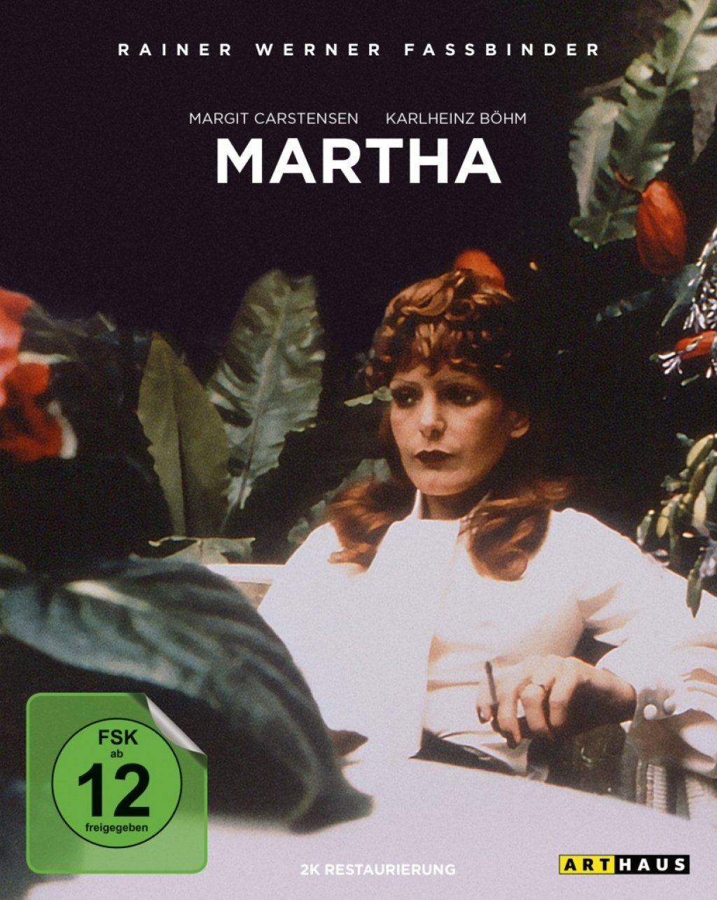 Martha - Special Edition / 2K Restaurierung (Blu-ray)