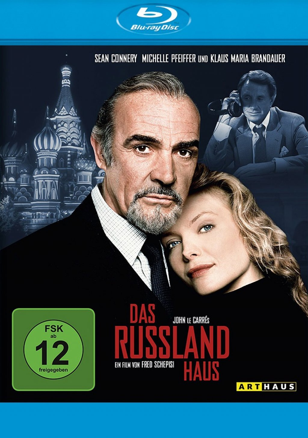 Das Russland-Haus (Blu-ray)