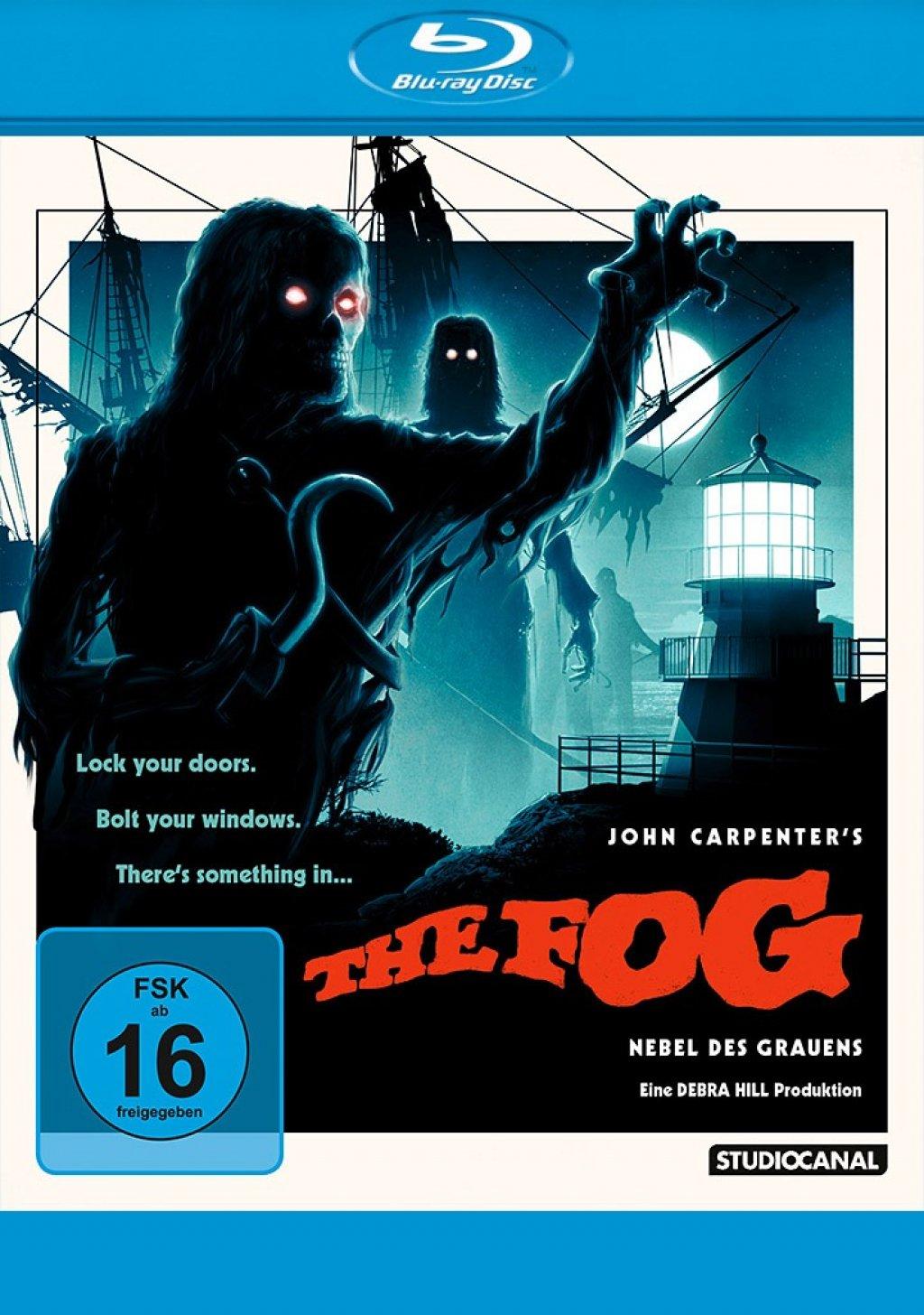 The Fog - Nebel des Grauens (Blu-ray)