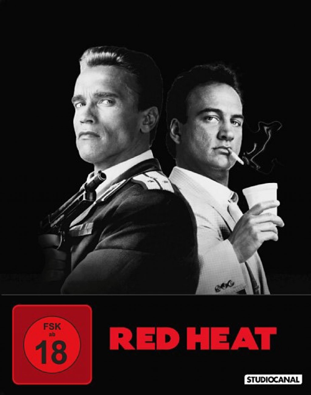 Red Heat - Steelbook (Blu-ray)