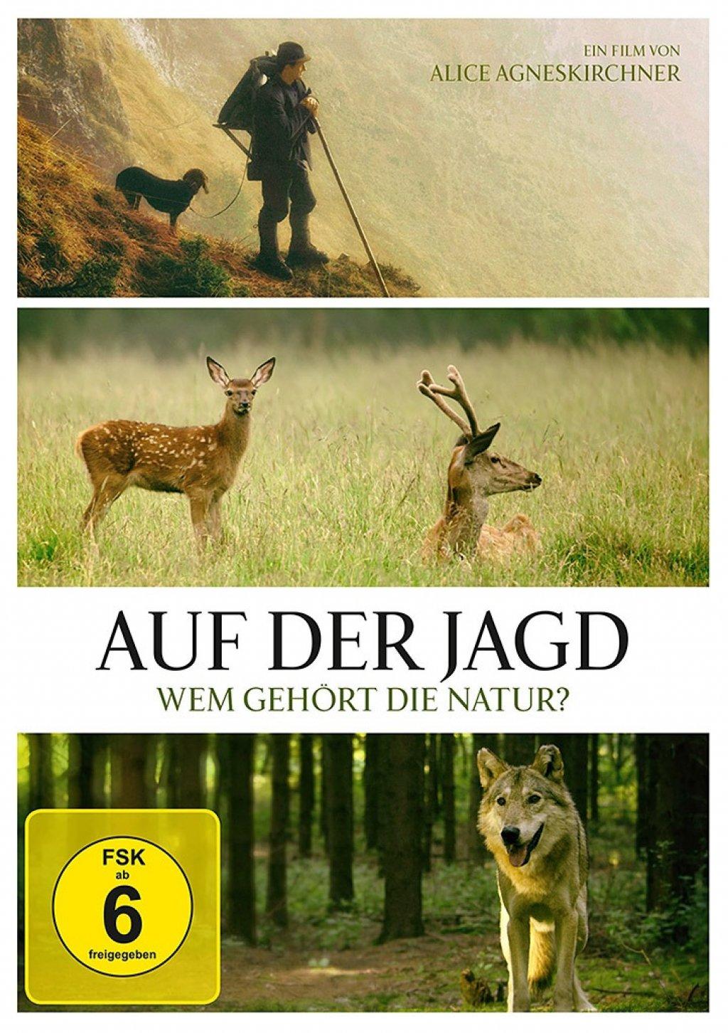 Auf der Jagd - Wem Gehört die Natur? (DVD)