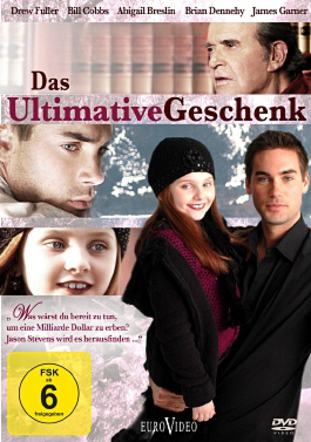 Das Ultimative Geschenk - Das Geschenk des Lebens (DVD)