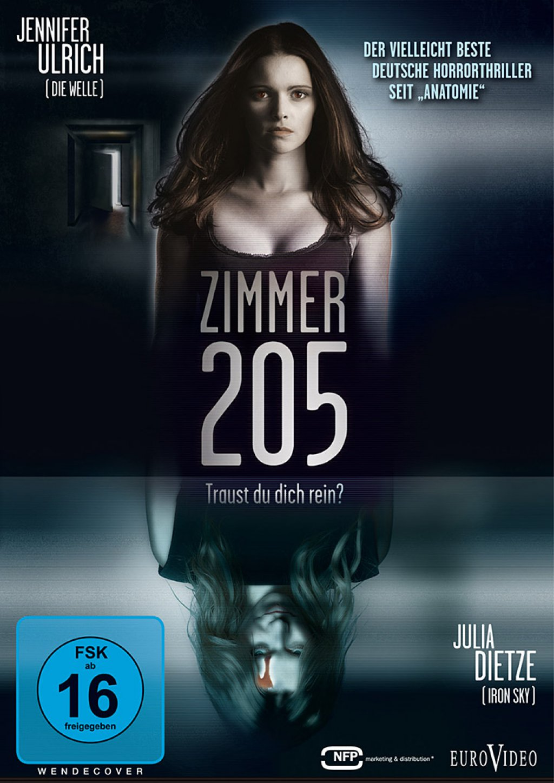 Zimmer 205 - Traust du dich rein? (DVD)