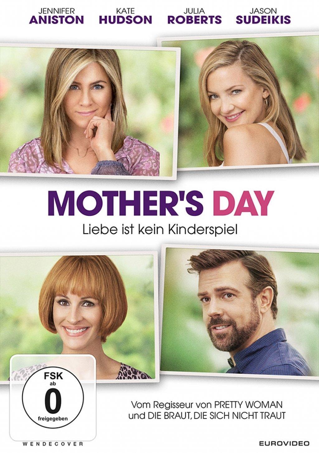 Mother's Day - Liebe ist kein Kinderspiel (DVD)