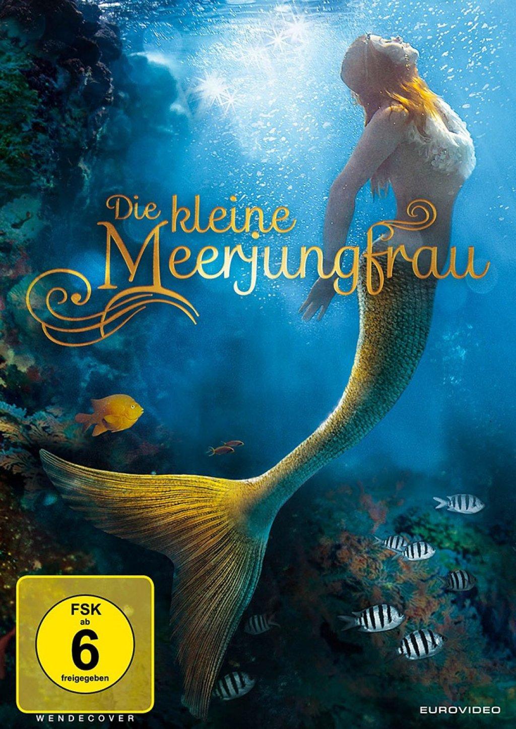 Die kleine Meerjungfrau (DVD)