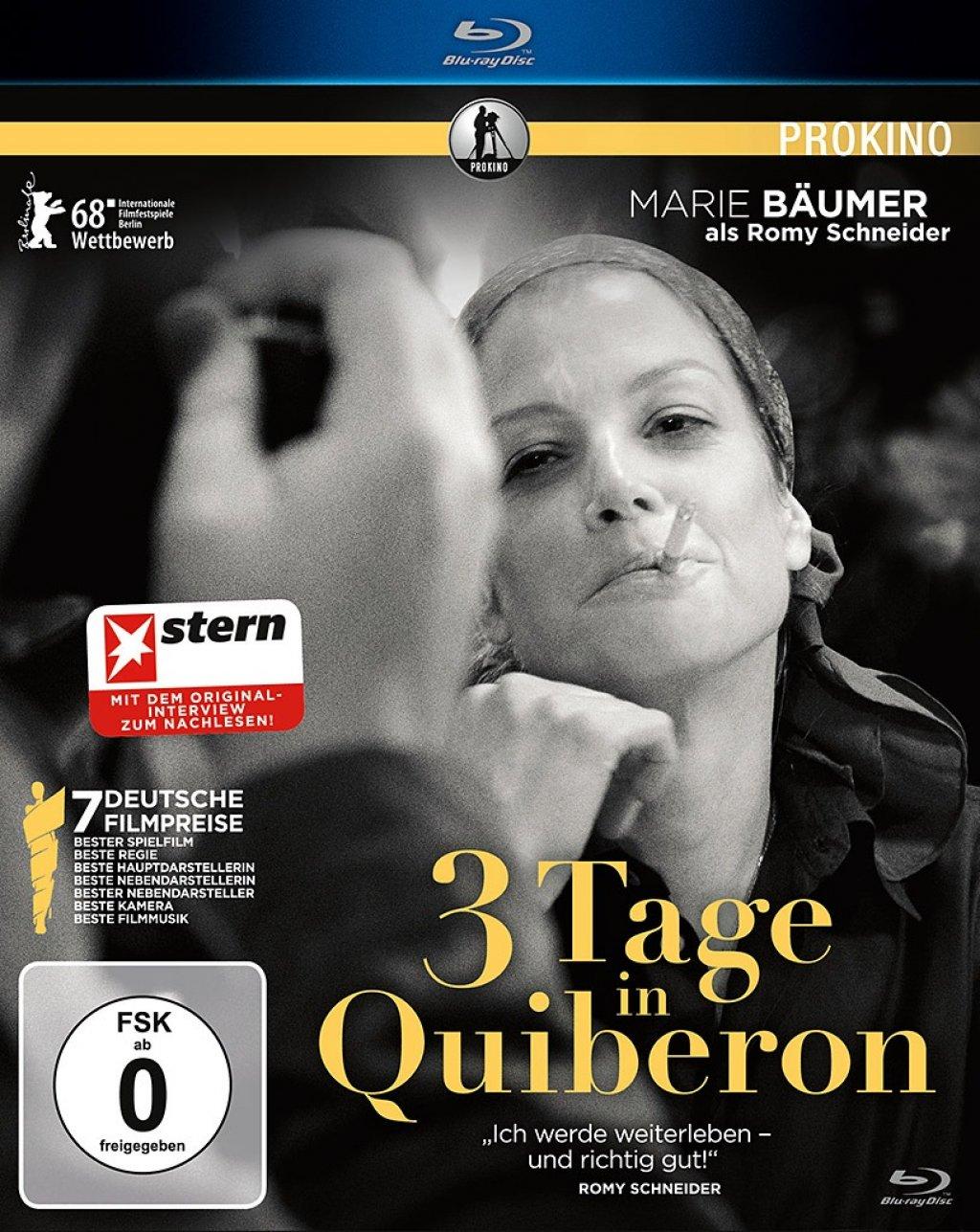 3 Tage in Quiberon [Blu-ray]