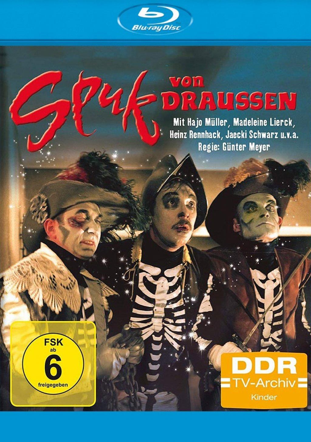 Spuk von draussen - DDR TV-Archiv (Blu-ray)