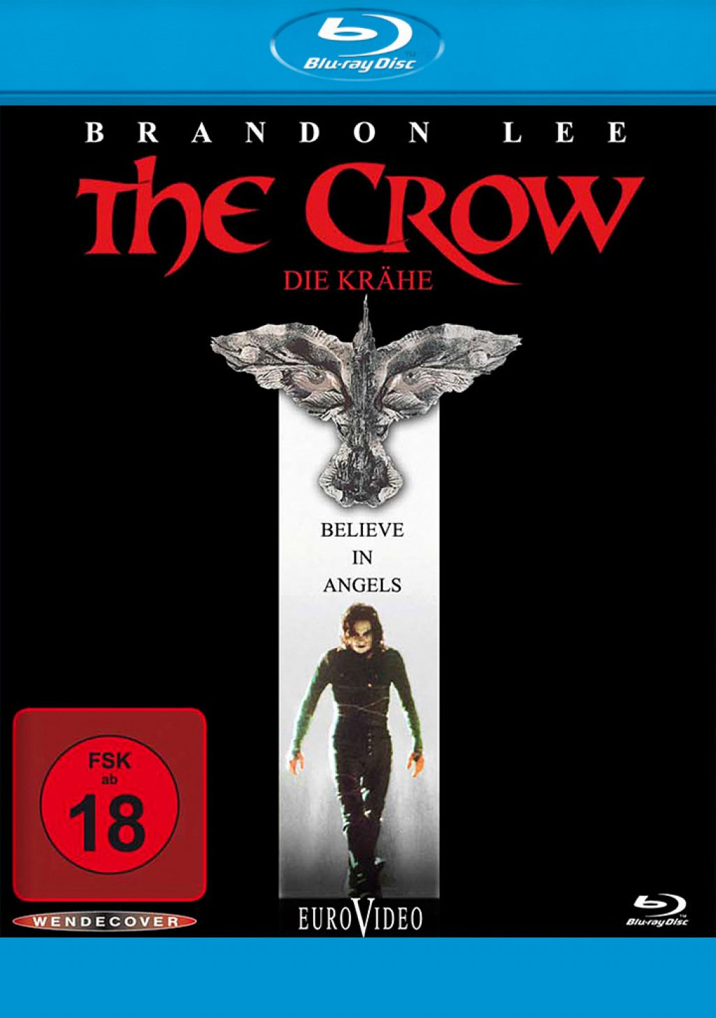 The Crow - Die Krähe - 2. Auflage (Blu-ray)