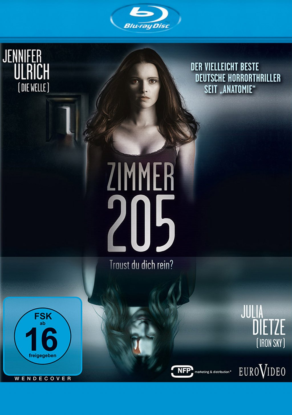 Zimmer 205 - Traust du dich rein? (Blu-ray)