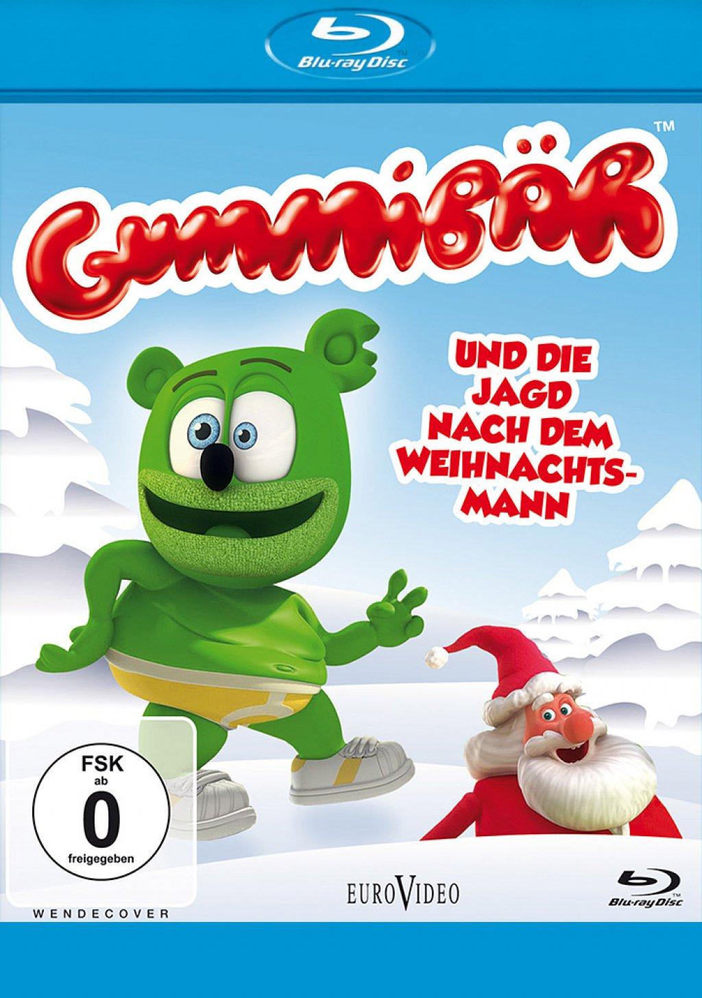 Gummibär - Auf der Jagd nach dem Weihnachtsmann (Blu-ray)