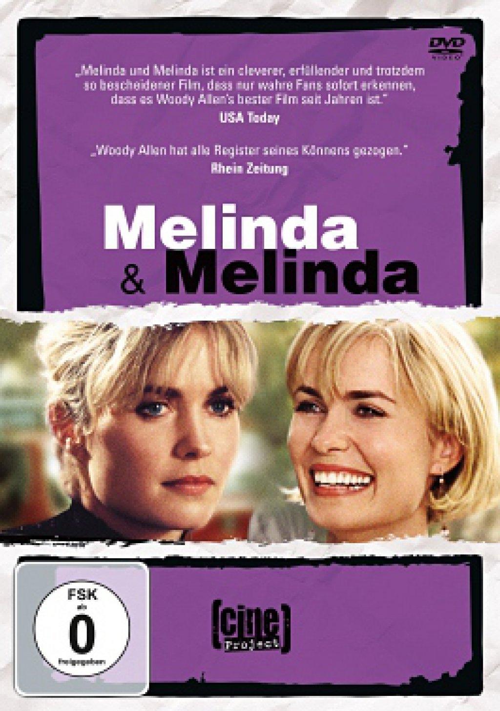 Melinda & Melinda - CineProject (DVD)