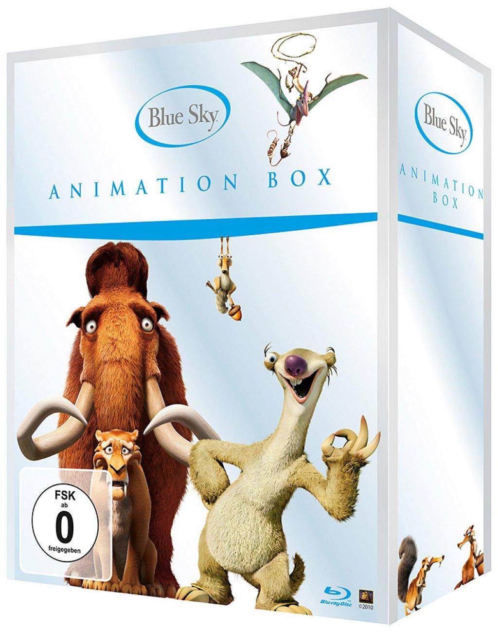 Blue Sky Animation Box (Blu-ray)
