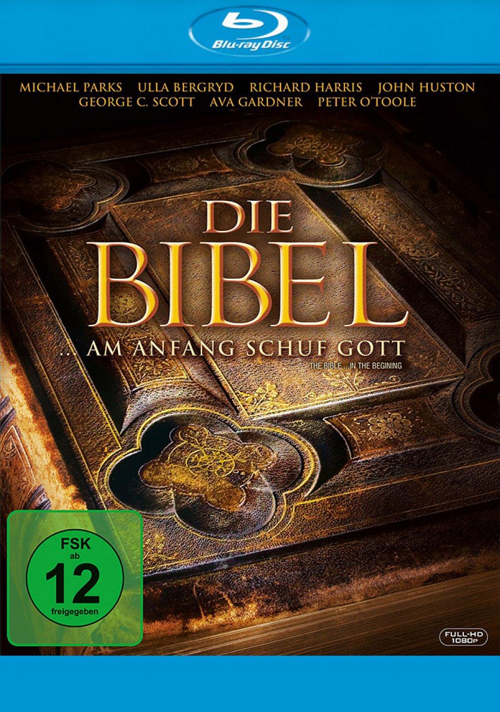 Die Bibel - ... Am Anfang schuf Gott (Blu-ray)