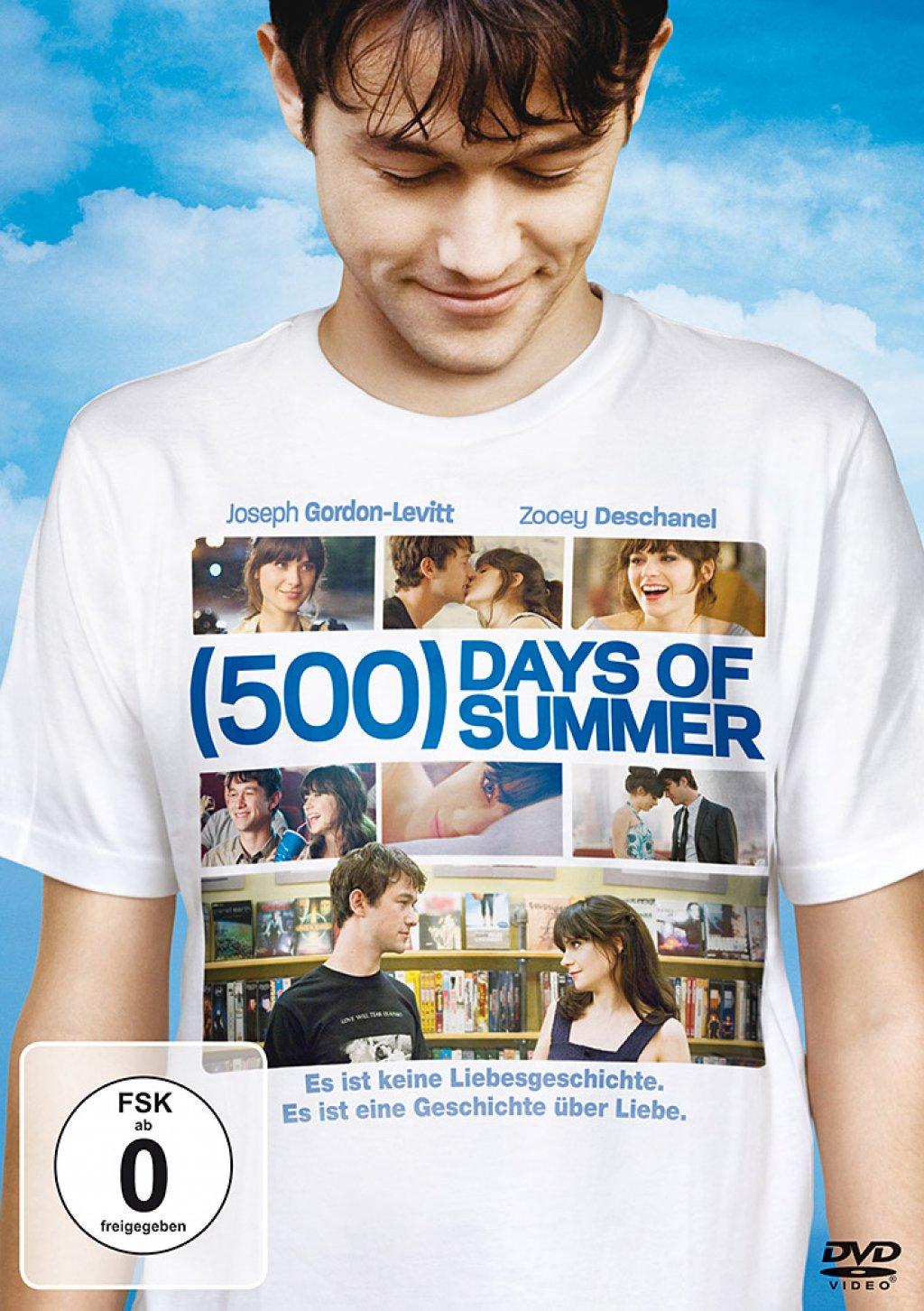 (500) Days Of Summer - 2. Auflage (DVD)
