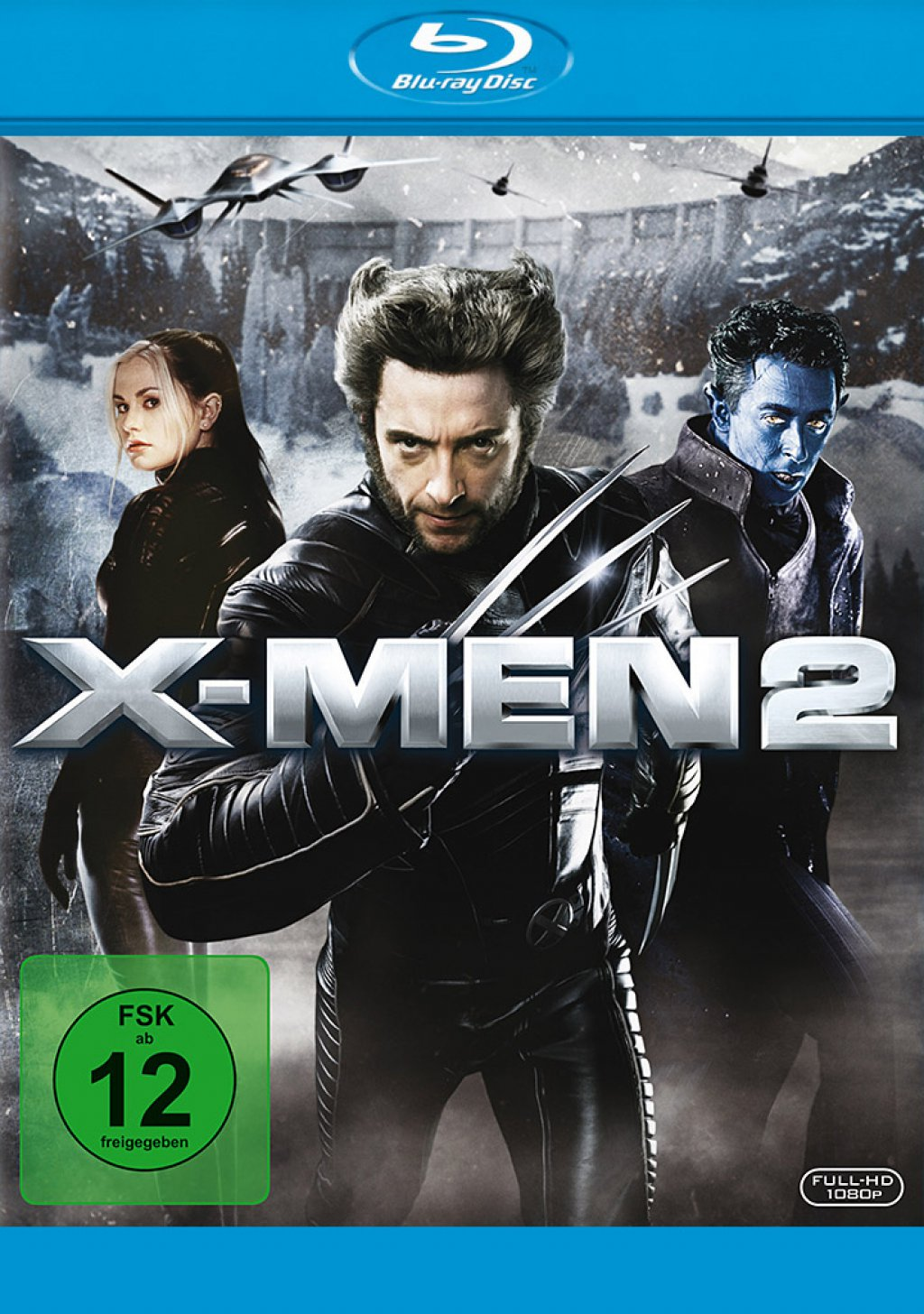 X-Men 2 - 2. Auflage (Blu-ray)