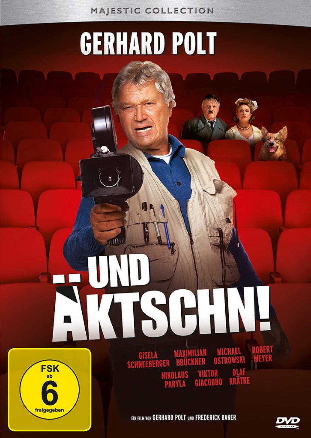 .. und Äktschn! (DVD)