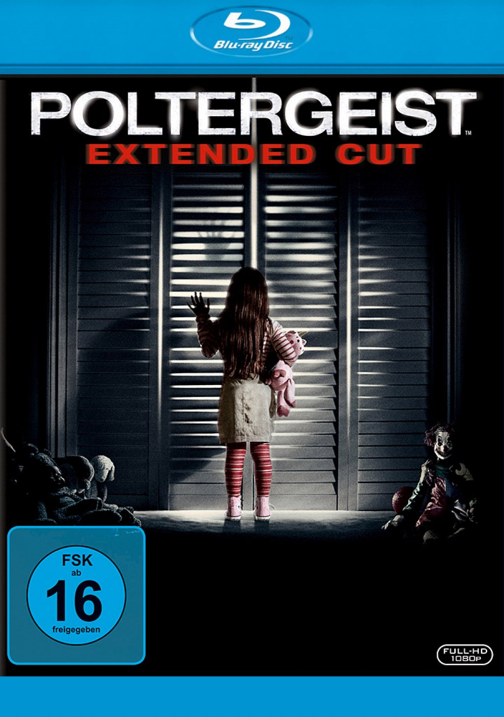 Poltergeist - Extended Cut (Blu-ray)