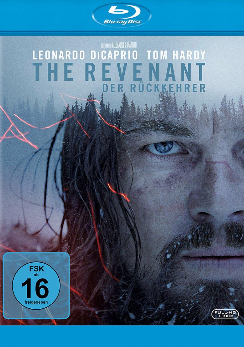 The Revenant - Der Rückkehrer (Blu-ray)